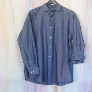 Tommy Hilfiger Button-Front Long Sleeve Shirt